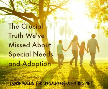 truth about special needs adoption