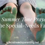 Summer Prayer for Special-Needs Families