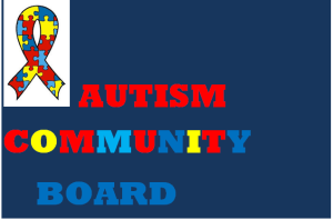 autism community board