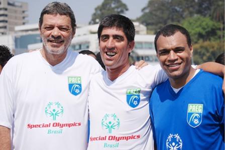 Jogo Beneficente Special Olympics Vs. Pão de Açúcar Esporte Clube