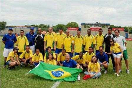 Seleção da SOB conquista 6º lugar na Copa América de Futebol Special Olympics