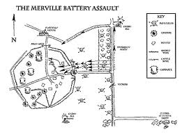 Merville Battery Assault Plan