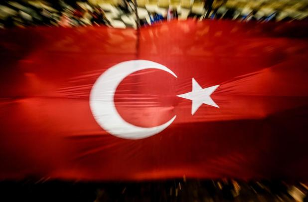 Blockchain: Turkish Flag