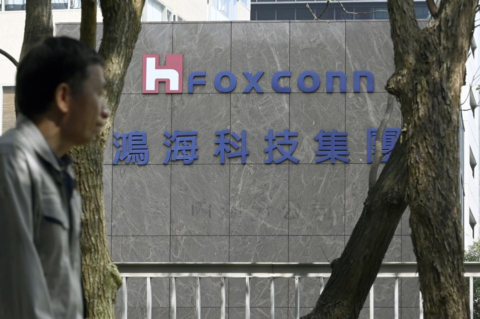 TAIWAN-US-INVESTMENT-IT-FOXCONN