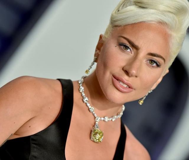 Lady Gaga Joins Drake Eminem Maroon  And Mariah Carey As The