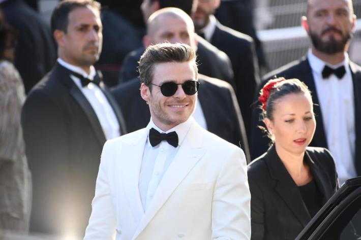 Richard Madden Cannes Fi;m Festival