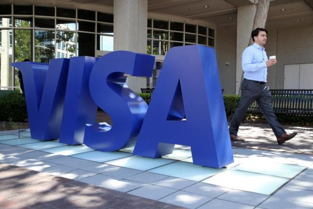 Blockchain: Visa Headquarters In San Francisco