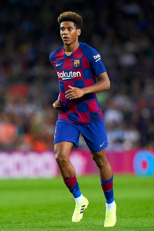 Juventus Told To Raid Barcelona For Jean-Clair Todibo By Former ...