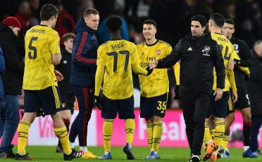 Image result for mike arteta