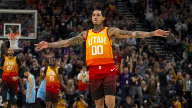 Utah Jazz Guard Jordan Clarkson Is A 6th Man Of The Year Candidate