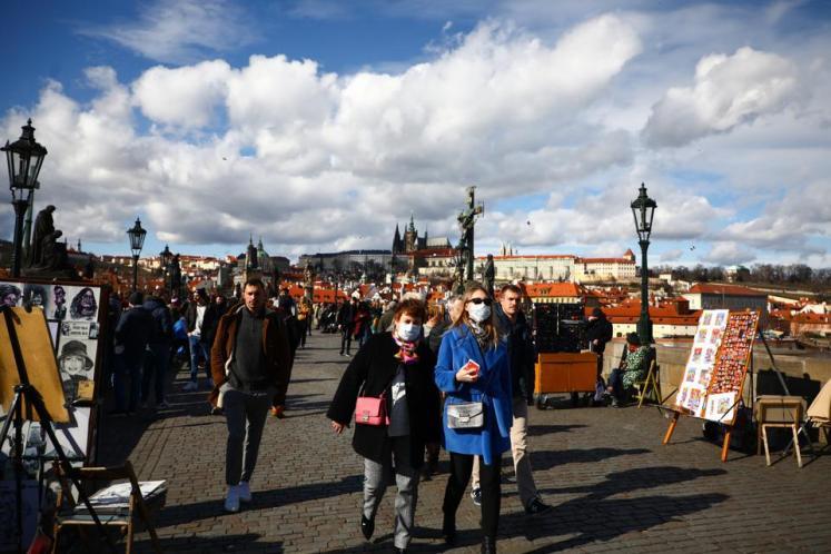 Coronavirus Confirmed In Czech Republic