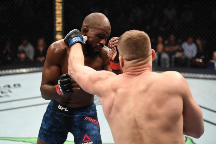 Jan Blachowicz Destroys Corey Anderson With 1st-Round KO (VIDEO) To Win  $50K Bonus At UFC Fight Night 167