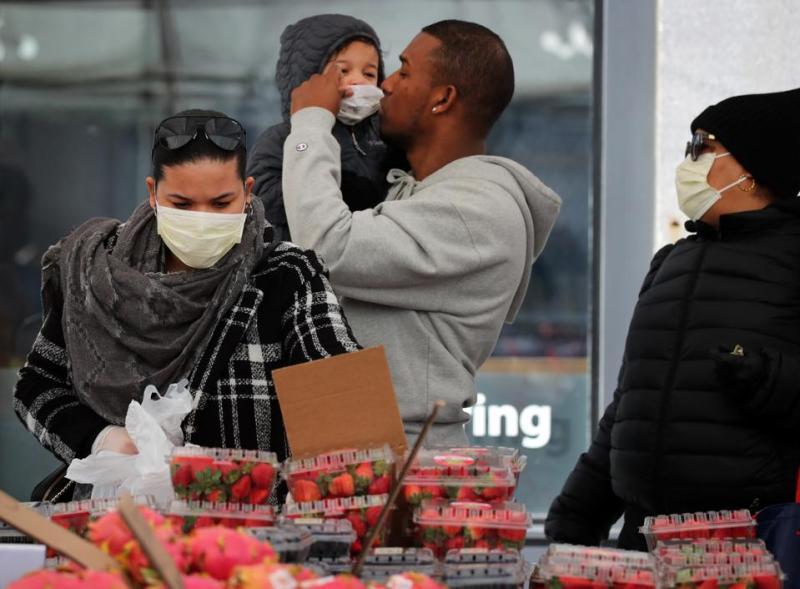 Os pais mudaram seus hábitos alimentares em meio ao coronavírus