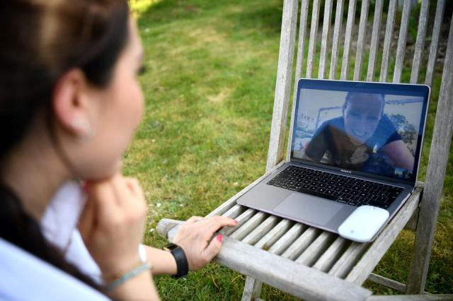 Video calling has invited us into our colleagues' homes and the boundaries of the working day have shifted as we juggle multiple professional and personal needs