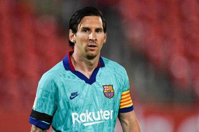 A Half-Pace Lionel Messi Is Better Than Ever In Barcelona And La ...