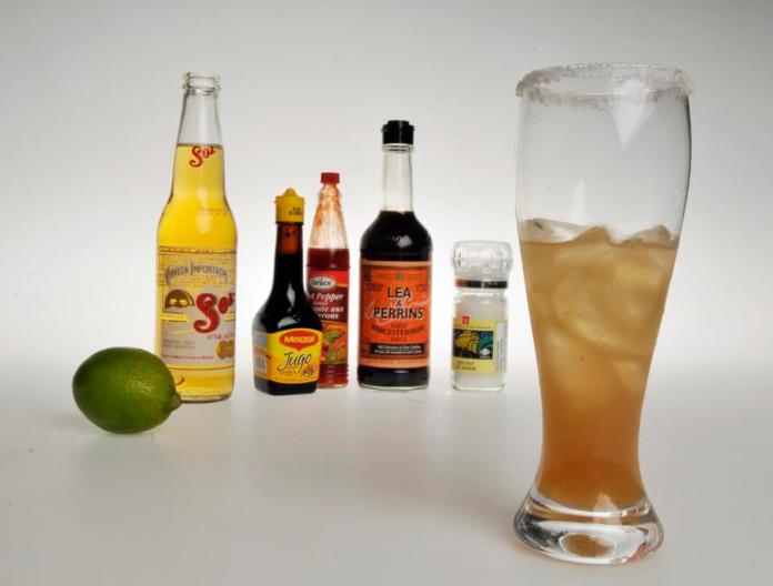 Michelada.Mexican mixed beer drink. Sarah Dea/Toronto Star.