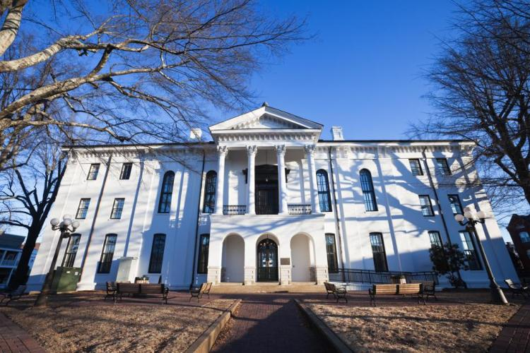 Oxford Mississippi Courthouse