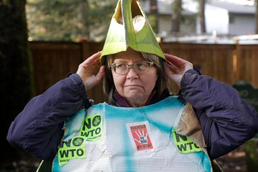 Aniversario de la OMC en Seattle