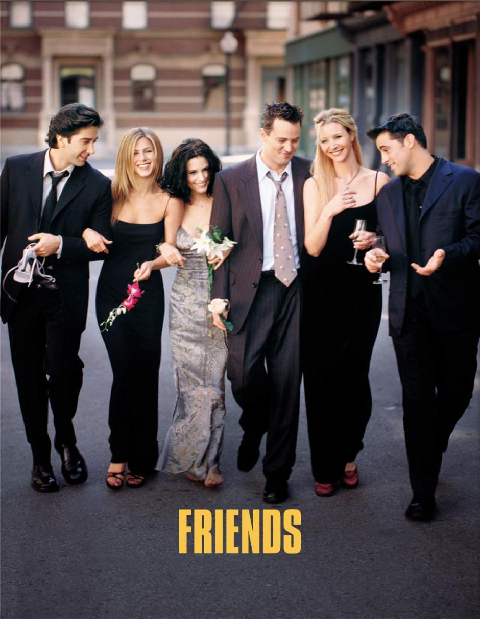 Friends' Leaves Netflix At Midnight, Returns In May On HBO