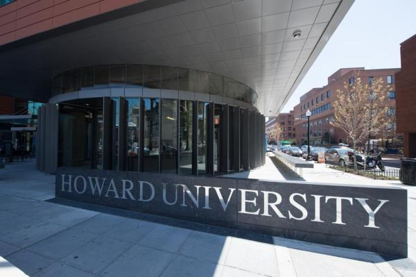 WASHINGTON, DC - APRIL 15:  The Howard University Interdiscipli