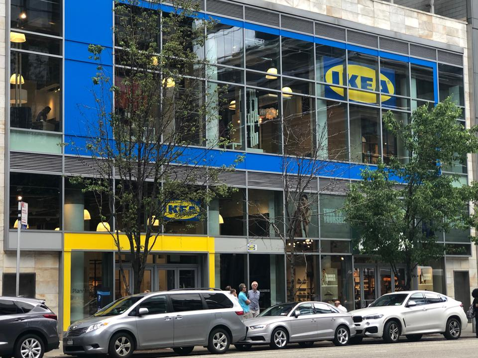 How Ikea Is Using A Small Planning Studio In Manhattan To