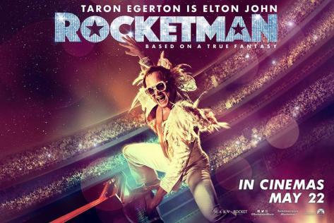 Resultado de imagen para rocketman
