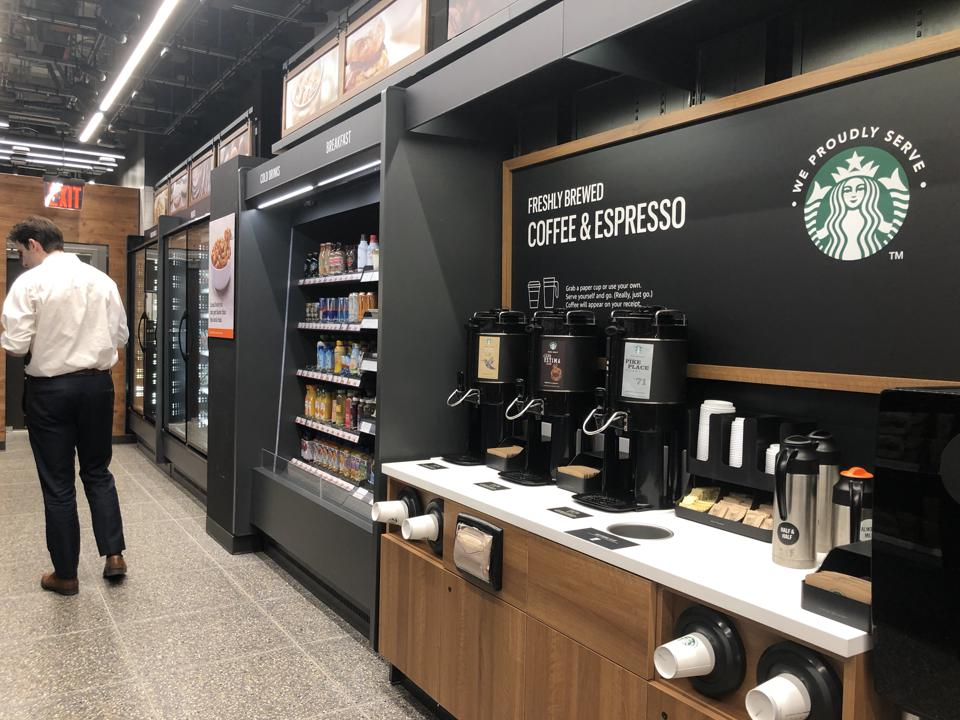 Image result for amazon go store