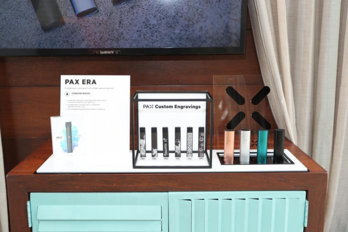 Pax Labs, Dream Hollywood, Vaporizers