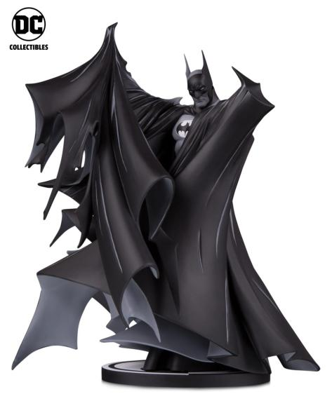 Todd McFarlane's statuette for the Batman Black & White line by DC Collectibles