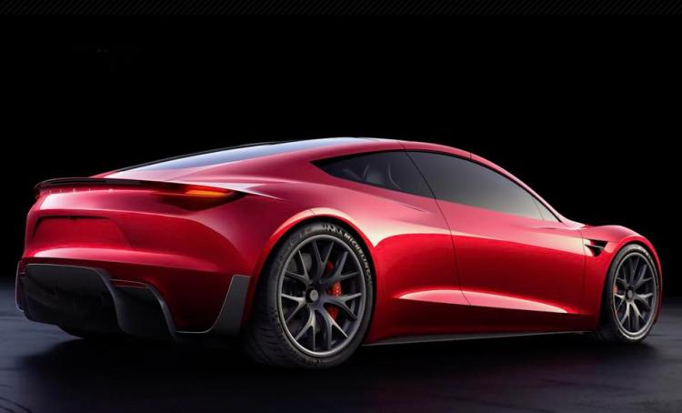 Chewie, Punch It: If The New Tesla Roadster Gets A ...
