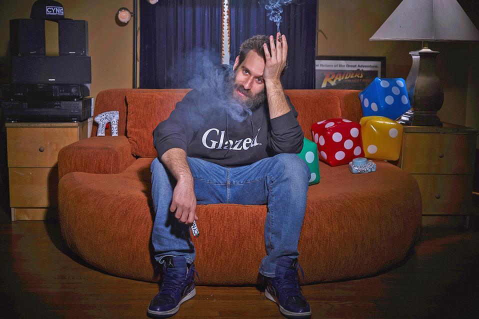 Mike Glazer-Comedian