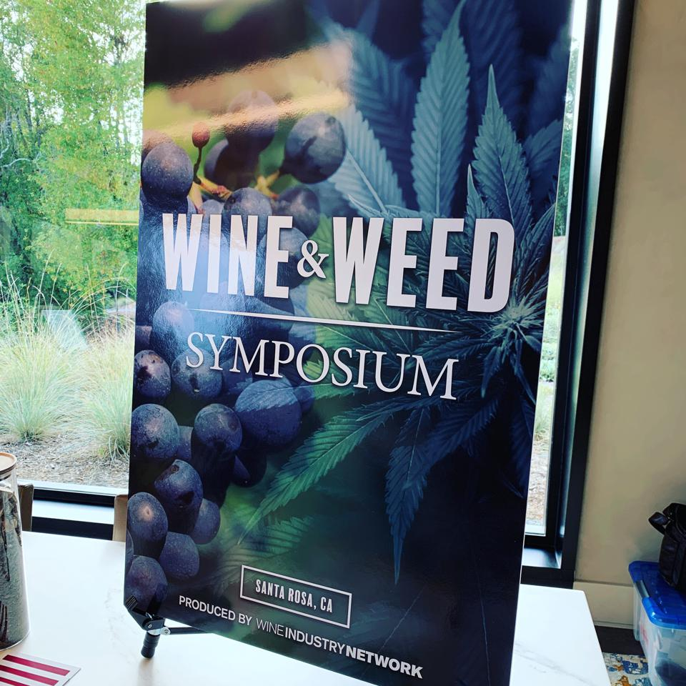 Wine and Weed Symposium