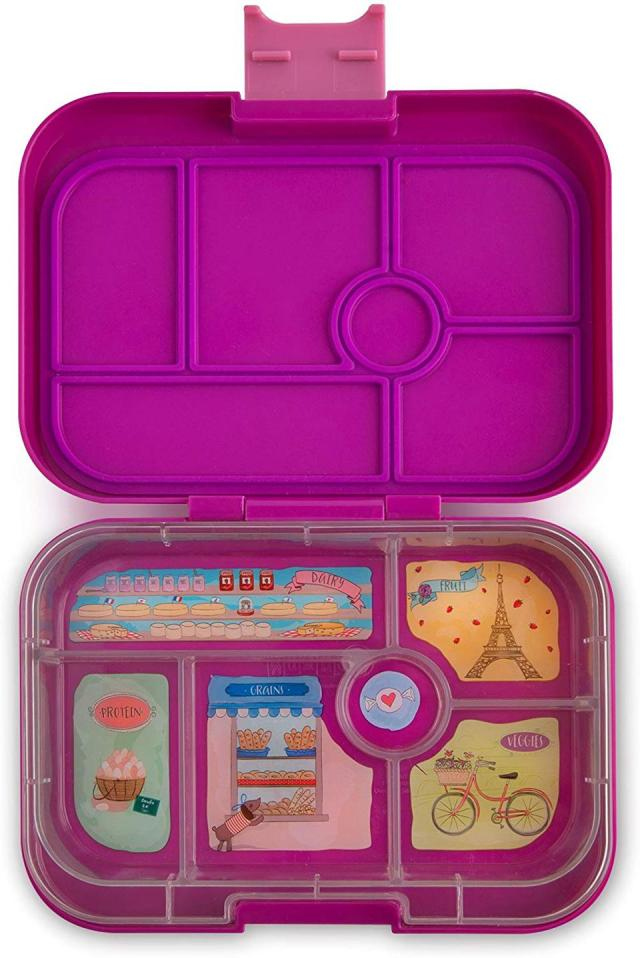 YUMBOX Original Leakproof Bento Lunch Box Container for Kids
