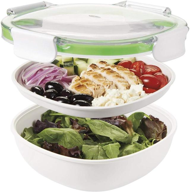 OXO Good Grips On-The-Go Salad Container