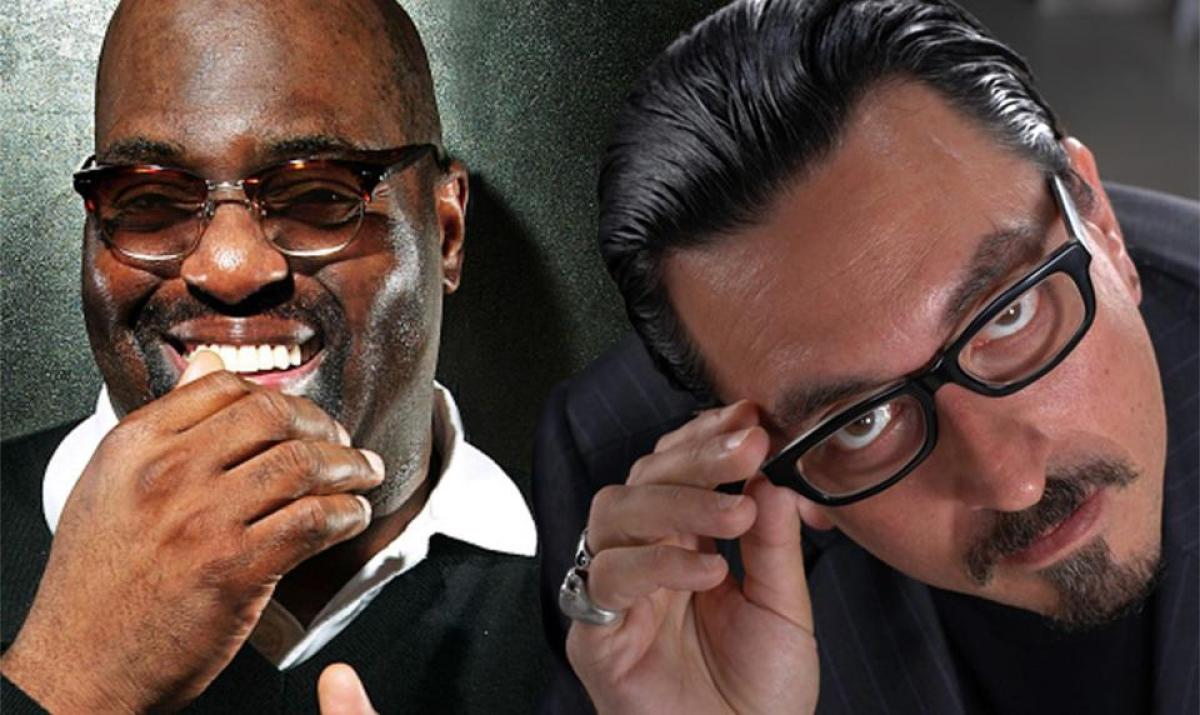Frankie Knuckles and Eric Kupper aka The Director's Cut