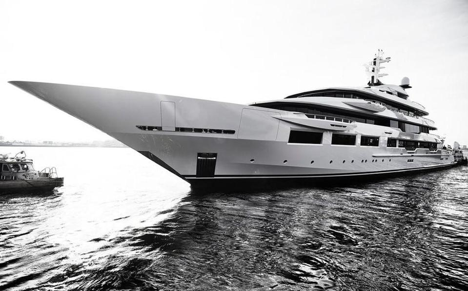 Home Depot Co-Founder Arthur Blank's superyacht DreAMBoat will be on display in Monaco.