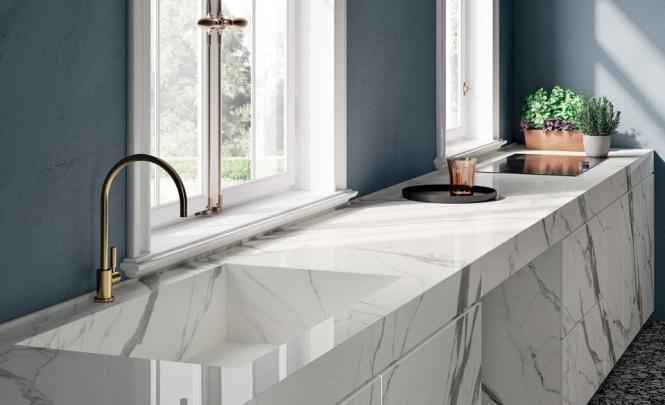 Porcelain Slab Countertops