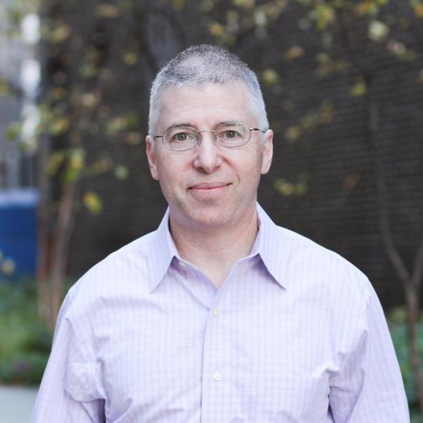Blockchain: Headshot of Michael Mook