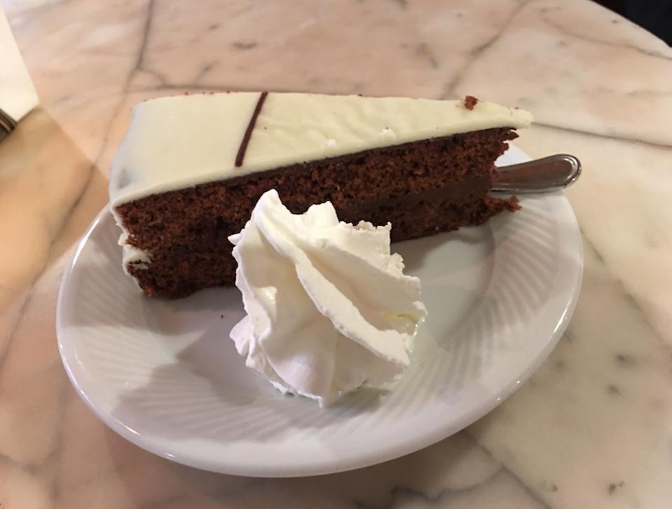 Torta Bicerin
