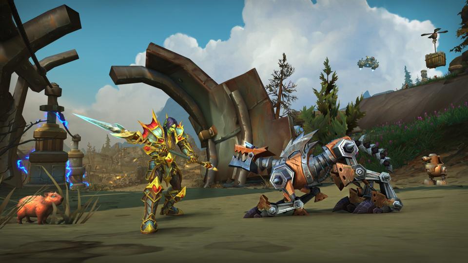 Popchi Character World of Warcraft Free Download