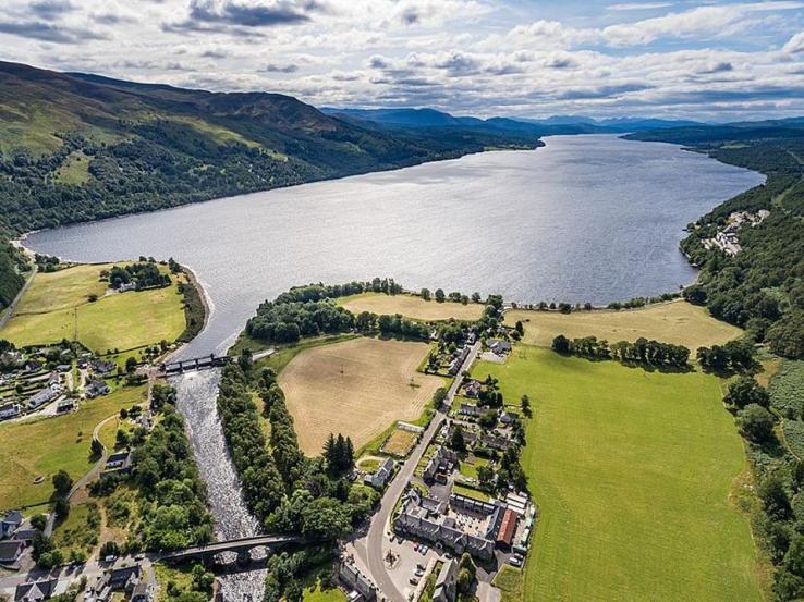 Dunalastair Hotel Suites Highlands écossaises