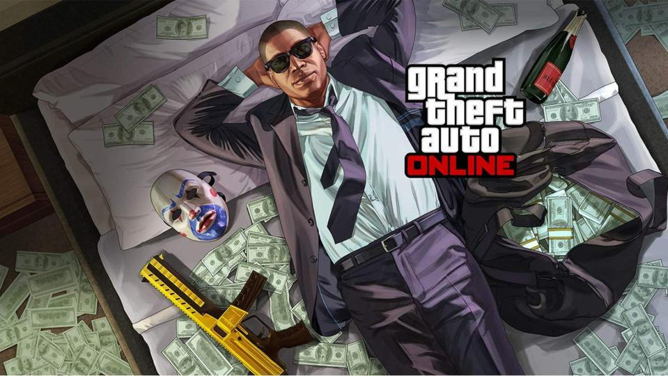 Safest GTA V Online Mod: Infinite Money Hack