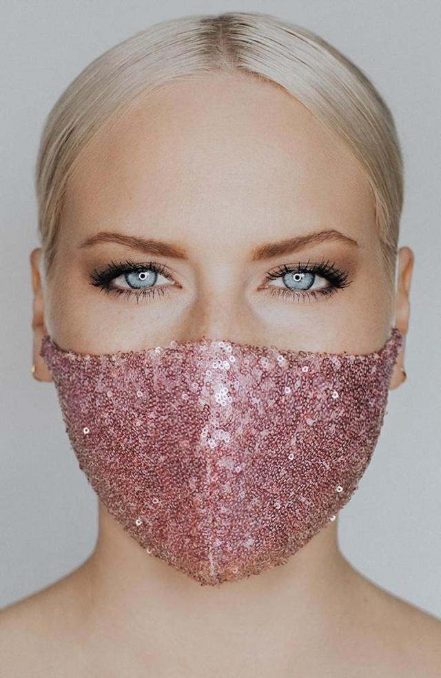 Katie May mask