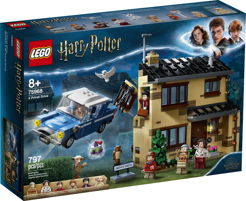 LEGO Harry Potter: 4 Privet Drive