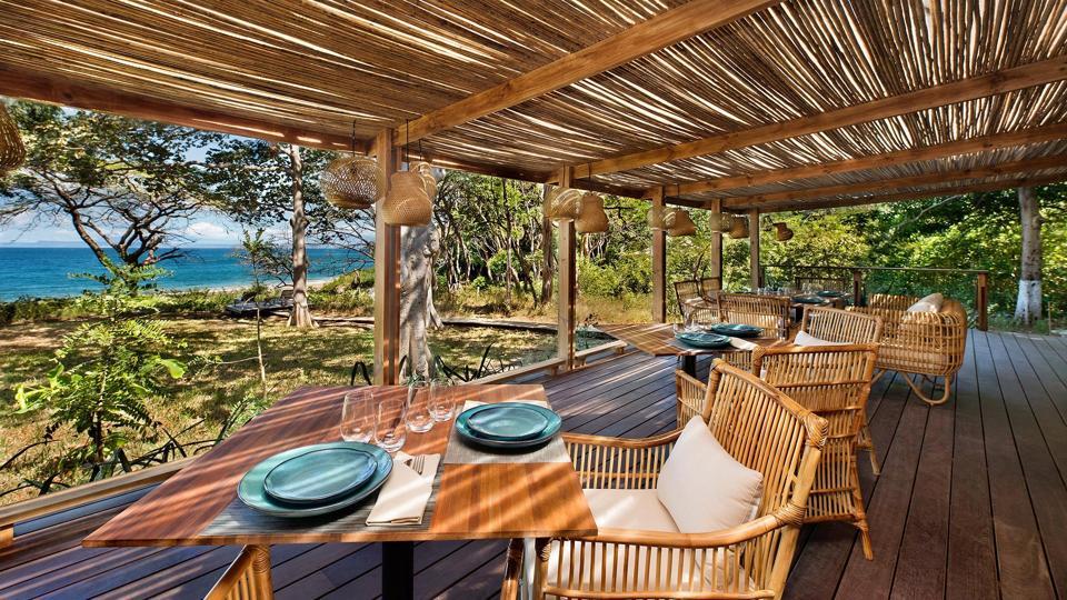 beach resort in Costa Rica