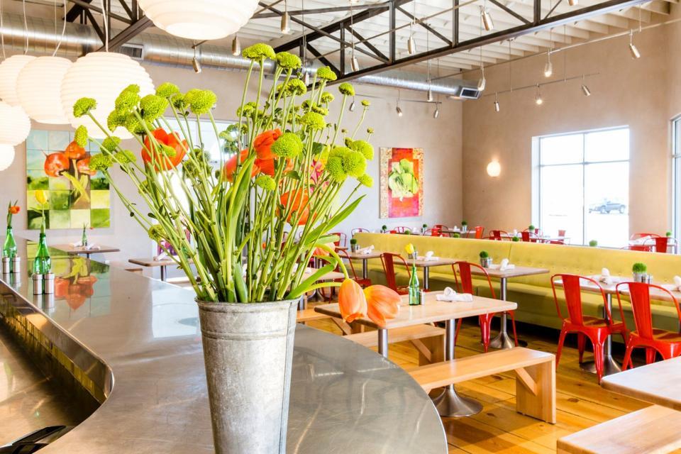 Vinaigrette Austin dining room