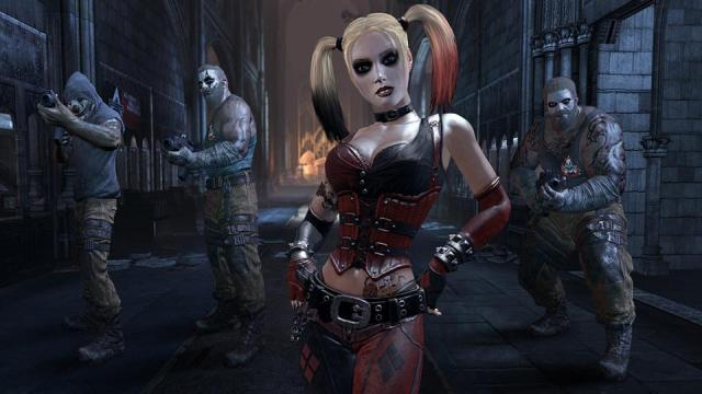 Report: Arkham's Rocksteady Is Making A 'Suicide Squad' Game