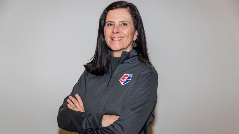 Lisa Baird, comissária da NWSL
