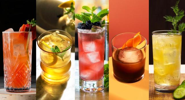 Easy Cocktail Recipes for July 4th Weekend 2020