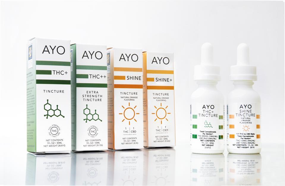 AYO THC Tincture